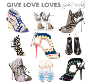 Give Love Loves: Sophia Webster