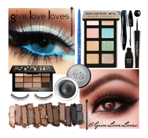 Give Love Loves: Cat Eyes