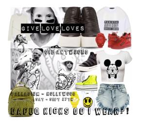 Give Love Loves: Die Antwoord ConcertKicks