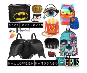 Give Love Loves: Halloween Handbags